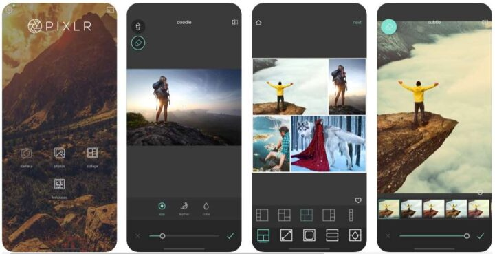 pixlr cea mai buna aplicatie de editat poze gratis
