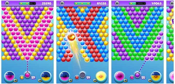 Jocuri Offline Bubbles