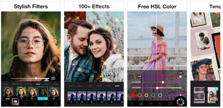aplicatie de editare poze gratis android