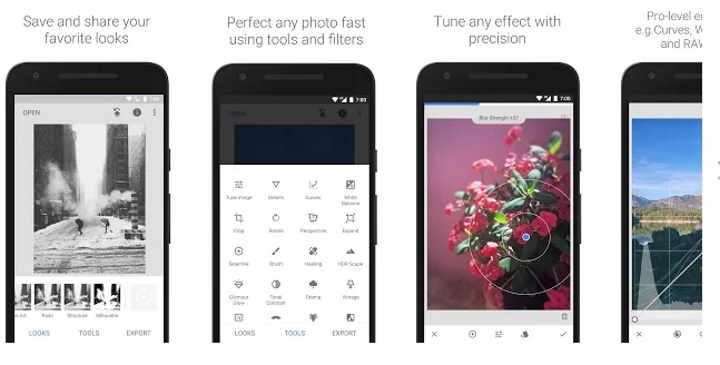 editare poze android